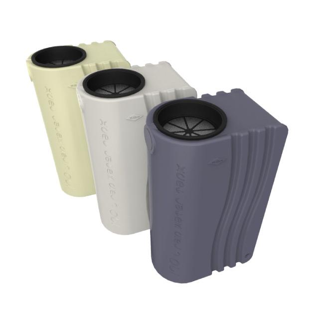 Rainwater tank design