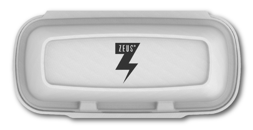 zeus packaging design